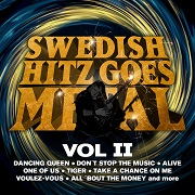Review: Swedish Hitz Goes Metal - Swedish Hitz Goes Metal Vol. II
