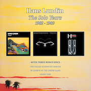 Hans Lundin: The Solo Years 1982 - 1989 (Limitierte 6-CD-Box)