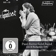 DVD/Blu-ray-Review: Paul Butterfield Band - Live At Rockpalast 1978