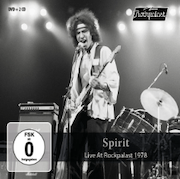 DVD/Blu-ray-Review: Spirit - Live At Rockpalast 1978